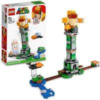 LEGO Mario Boss Sumo Bro Topple Tower.