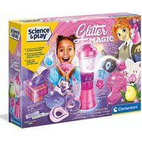 Clementoni Science & Play Glitter Magic.