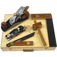 Faithfull Carpenter Tool Set 5 piece