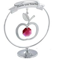 Teacher Metal Ornament