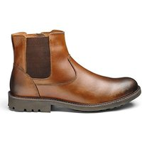 Leather Chelsea Boots Standard