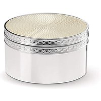 Image of Vera Wang With Love Pearl Covered Box