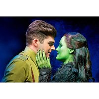 Wicked Top Theatre Tickets and Dinner