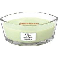 Woodwick - Green Tea & Lime Hearthwick