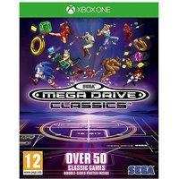 Sega Mega Drive Classics - Xbox One.
