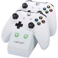 Xbox One Twin Docking Station White at Jacamo