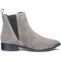 Sole Diva Paige Leather Boots E Fit