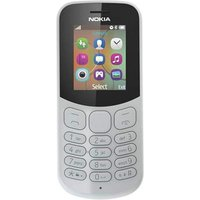Nokia 130 Mobile Phone Grey