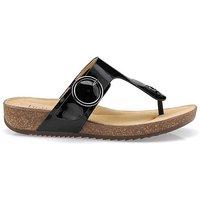 Hotter Resort Toe Post Sandal