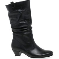 Image of Gabor Rachel Extra Wide Leather Boots