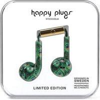 Happy Plugs Earbud Plus - Peacock
