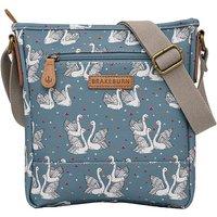 Brakeburn Swans Cross Body Bag