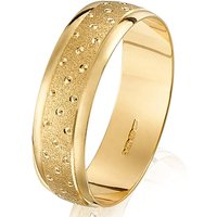 Champagne Bubbles Gents Wedding Ring-6mm