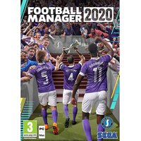 Football Manager 2020 PC MAC