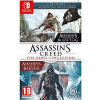 Assassins Creed The Rebel Collection.
