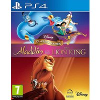 Disney Classic Games Aladdin Lion King