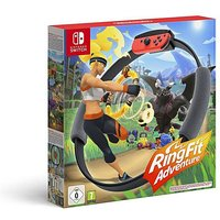 Ring Fit Adventure Nintendo Switch.