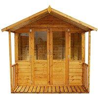 Mercia 8 x 7 Traditional Summerhouse