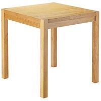 Marisota Oakham Oak Veneer Square Dining Table