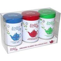 Image of English Tea Shop Loose Leaf Tins Set