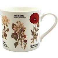 Image of Wild Flowers bone china mug