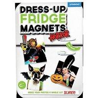 Dress Up Fridge Magnets - Horror