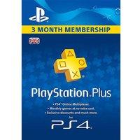 PS PLUS 90 Day Membership PS4