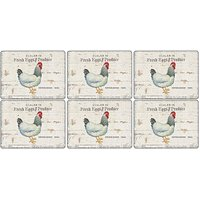 Pimpernel On The Farm Placemats