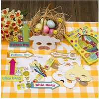 Deluxe Easter Party Craft Activity Kit.