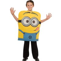 Despicable Me Child Minion Padded