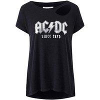 AC/DC Ripped T-shirt