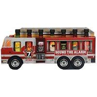 Fire Truck 7pk Hot Sauces.