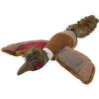 Joules Pheasant Plush Dog Toy