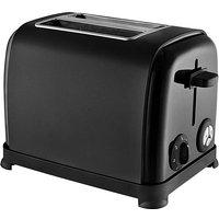 Kitchen Originals Black 2 Slice Toaster