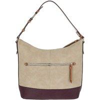 Accessorize Suedette Hobo Bag