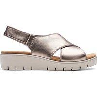 Image of Clarks Slingback Sandals D Fit