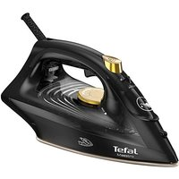 Tefal Maestro Black and Gold Steam Iron.