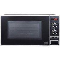 20L Digital Microwave - Stainless Steel