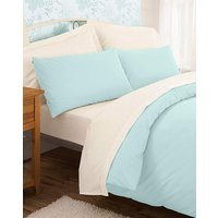 200TC Percale Plain-Dye Duvet Cover at JD Williams Catalogue