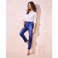 Shape & Sculpt Straight Jeans Long
