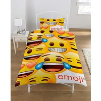 Emoji Personalised Panel Duvet Cover Set