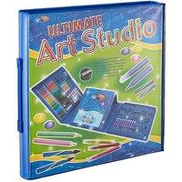 Ultimate 250 Piece Art Studio.