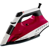 Russell Hobbs 2400W Auto Steam Pro Iron at JD Williams Catalogue