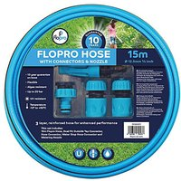 Flopro 15m Hose With Connectors