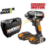 Impact Driver with 2 20V Batteries at JD Williams Catalogue