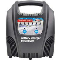 6 Amp LED Automatic Battery Charger