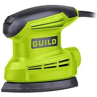 Guild Detail Sander - 135W at JD Williams Catalogue