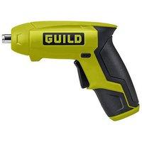 Guild Cordless Li-Ion Screwdriver - 3.6V at JD Williams Catalogue