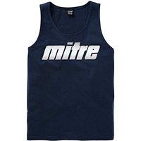 Mitre Logo Vest Long