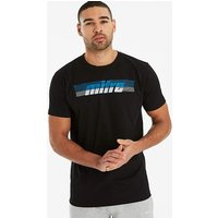 Mitre Graphic T Shirt Long